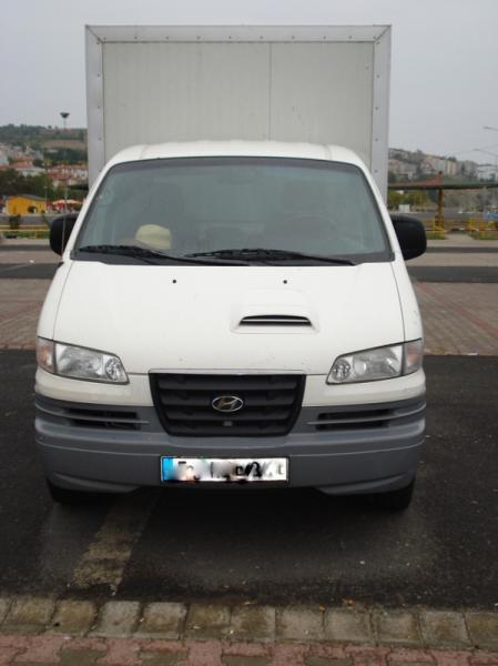 Hyundai Starex Kamyonet | Autos Weblog